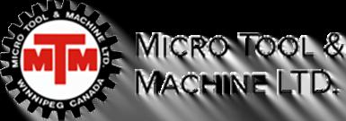 Micro Tool Machine